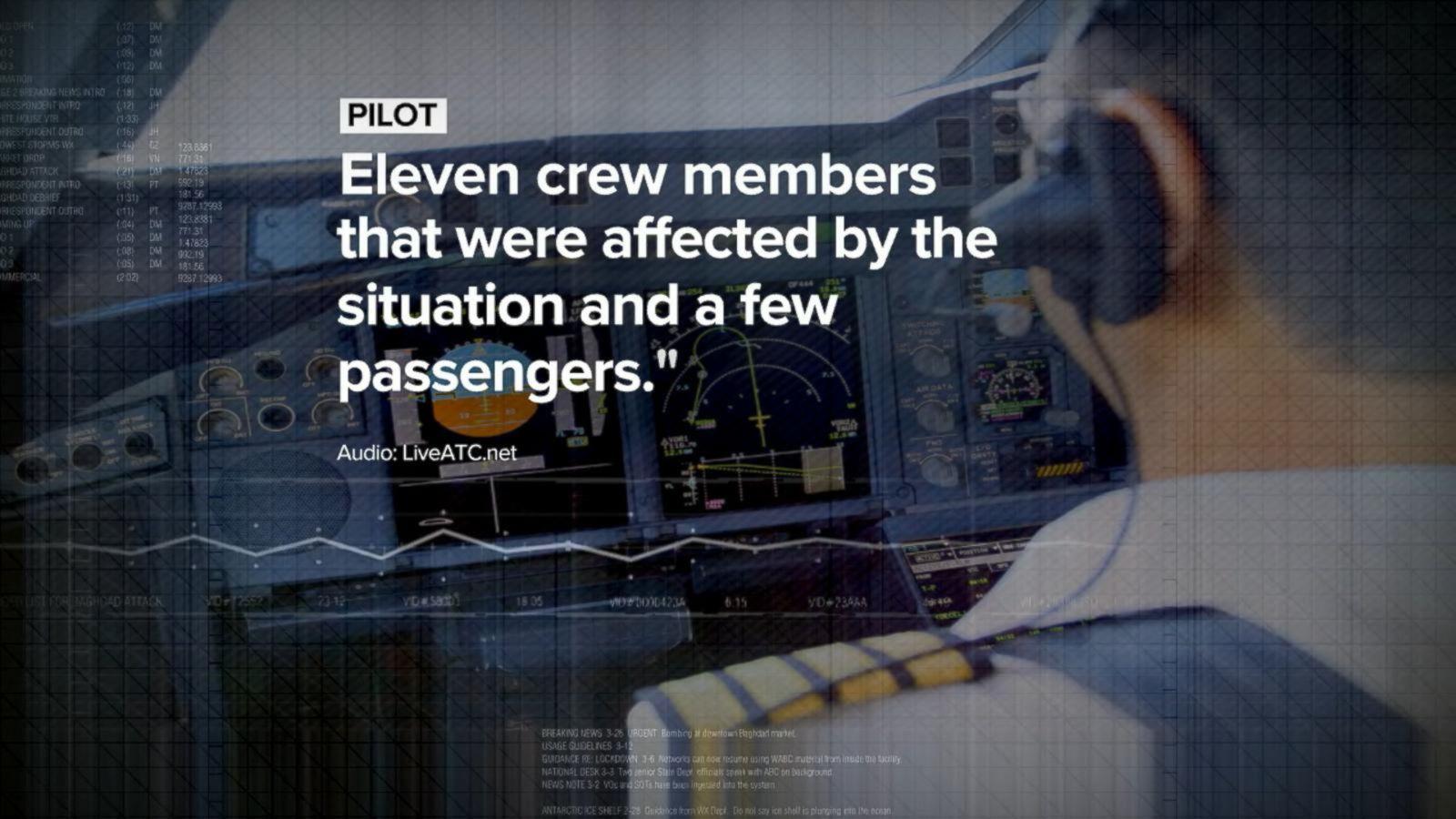 VIDEO: Sick Crew Forces Emergency Landing of British Airways Flight