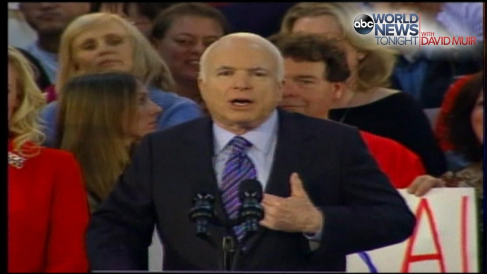 VIDEO: 2008 - 14 Days: McCain, Palin Seize On Biden Comments