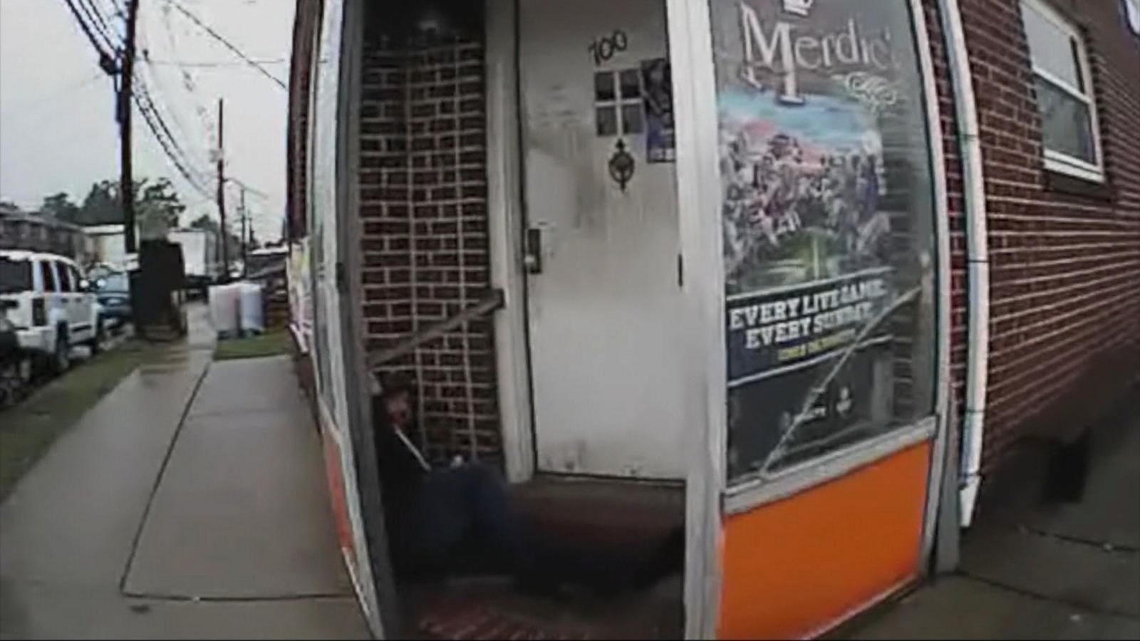 VIDEO: Body-Cam Footage Reveals Police Interaction With Suspected Chelsea Bomber