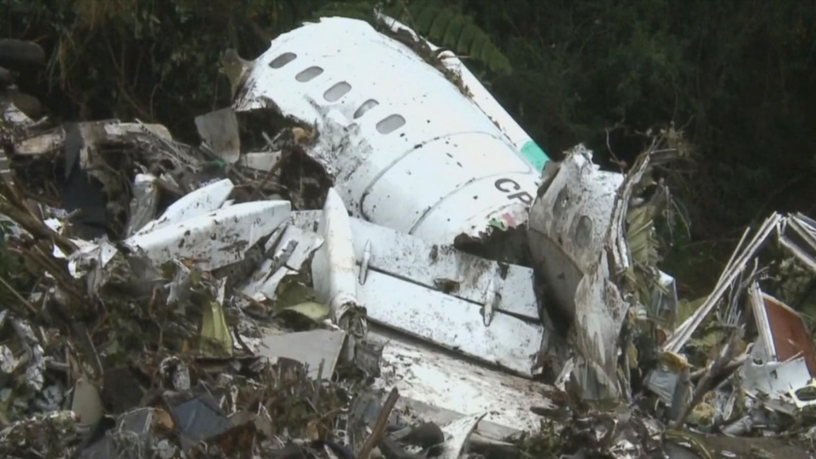 VIDEO: Hear From the Survivors of the Columbia Plane Crash