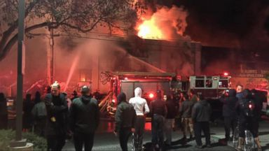 VIDEO: World News 12/03/16: Deadly Fire Erupts in Oakland Warehouse, Killing at Least 9