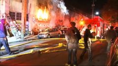 VIDEO: World News 12/04/16: Authorities Search for Victims, Cause of Oakland Warehouse Fire