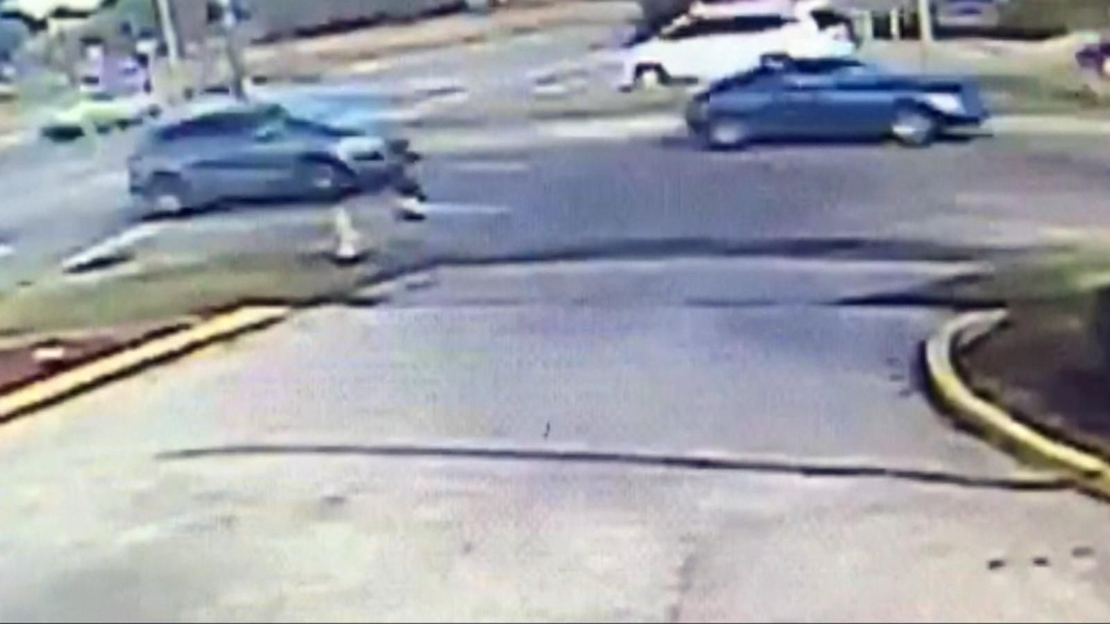 VIDEO: Footage Appears to Show Cars Later Involved in Road Rage Incident