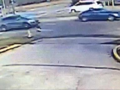 WATCH:  Footage Appears to Show Cars Later Involved in Road Rage Incident