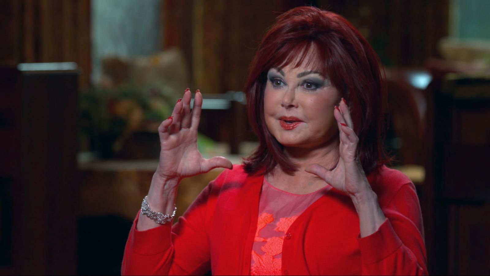 VIDEO: Naomi Judd Discusses Fighting Depression in Her New Book 'River of Time'