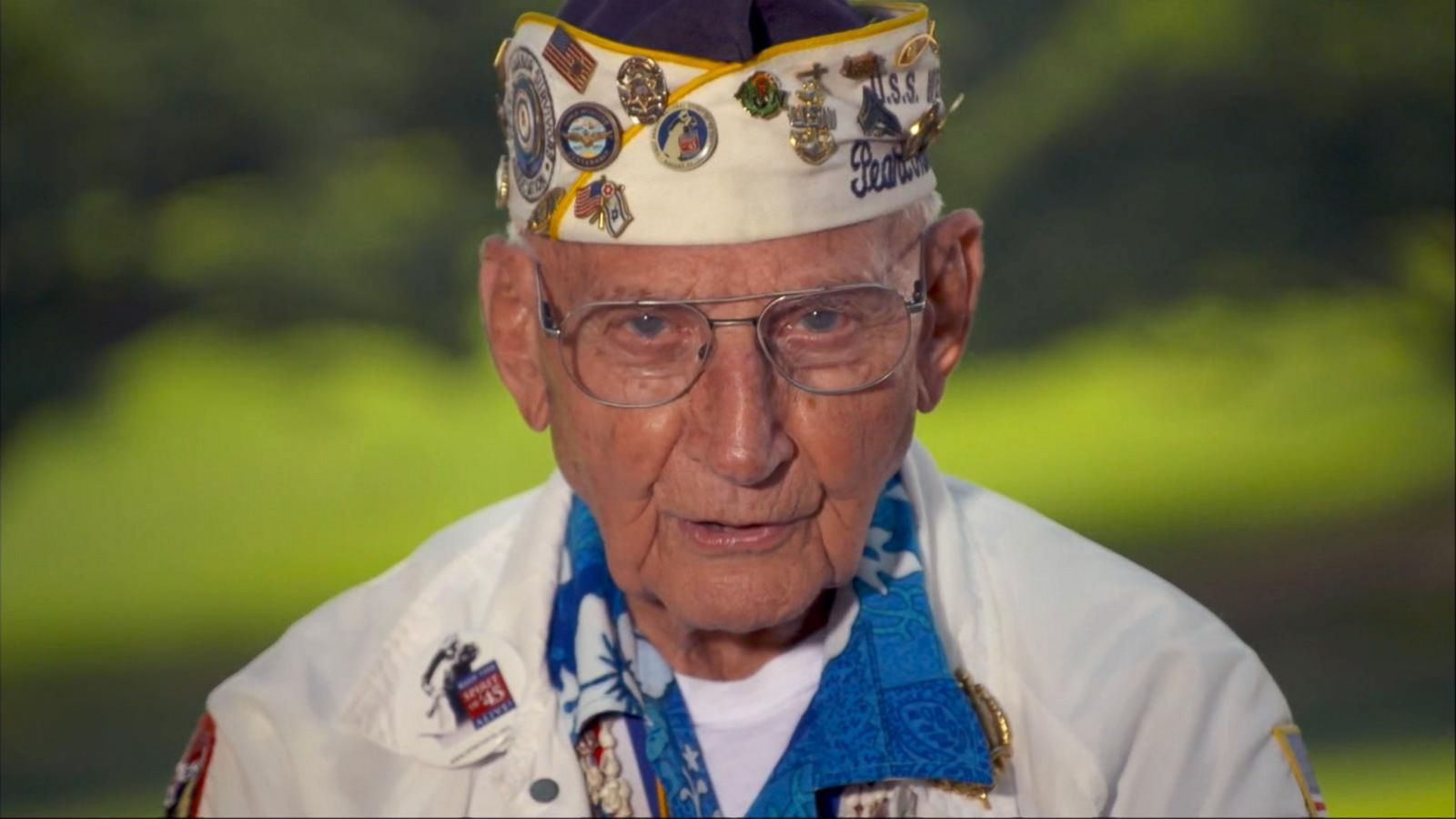 VIDEO: Meet the Pearl Harbor Survivors Still Alive to Tell the Tale