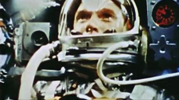 VIDEO: John Glenn: Space Pioneer, Trailblazer and American Hero Dead at 95