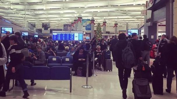 VIDEO: Holiday Travel Troubles During One of the Busiest Travel Times of the Year