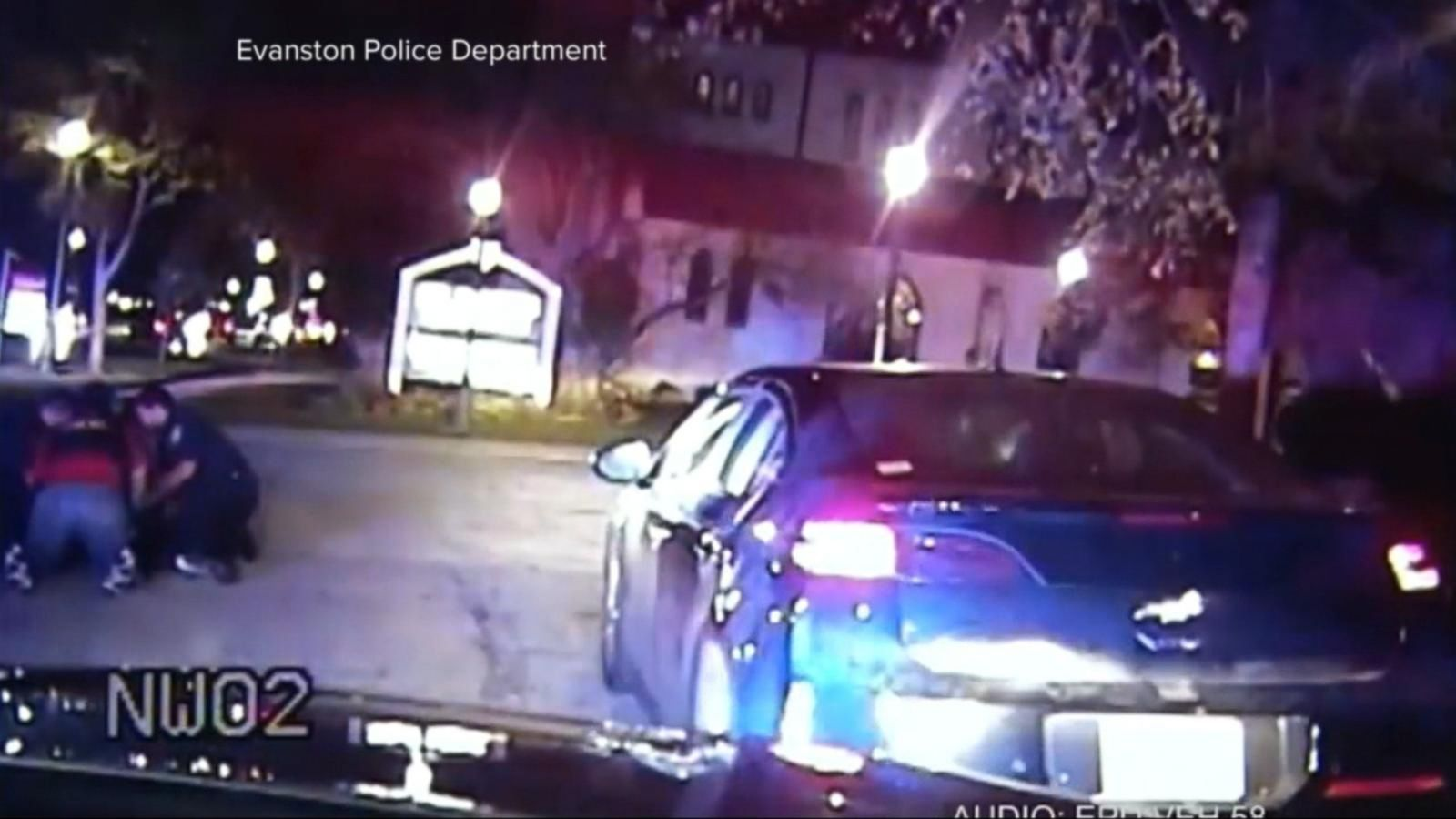 VIDEO: Dashcam Video Shows Police Arresting Man for Stealing His Own Car