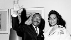 VIDEO: 01/16/17: Exclusive Audio of Recorded Conversations Between Coretta Scott King and Dr. Barbara Reynolds