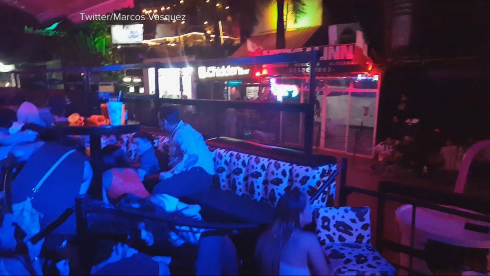 VIDEO: 5 Dead in Seaside Nightclub Shooting in Mexico