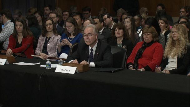VIDEO: Senate Confirmation Hearings Continued Today for 4 Trump Nominees