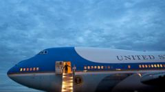 VIDEO: President Obama Will Take One Last Ride on Air Force One