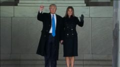 VIDEO: World News 01/19/17: Donald Trump Arrives in Washington on the Eve of the Presidential Inauguration