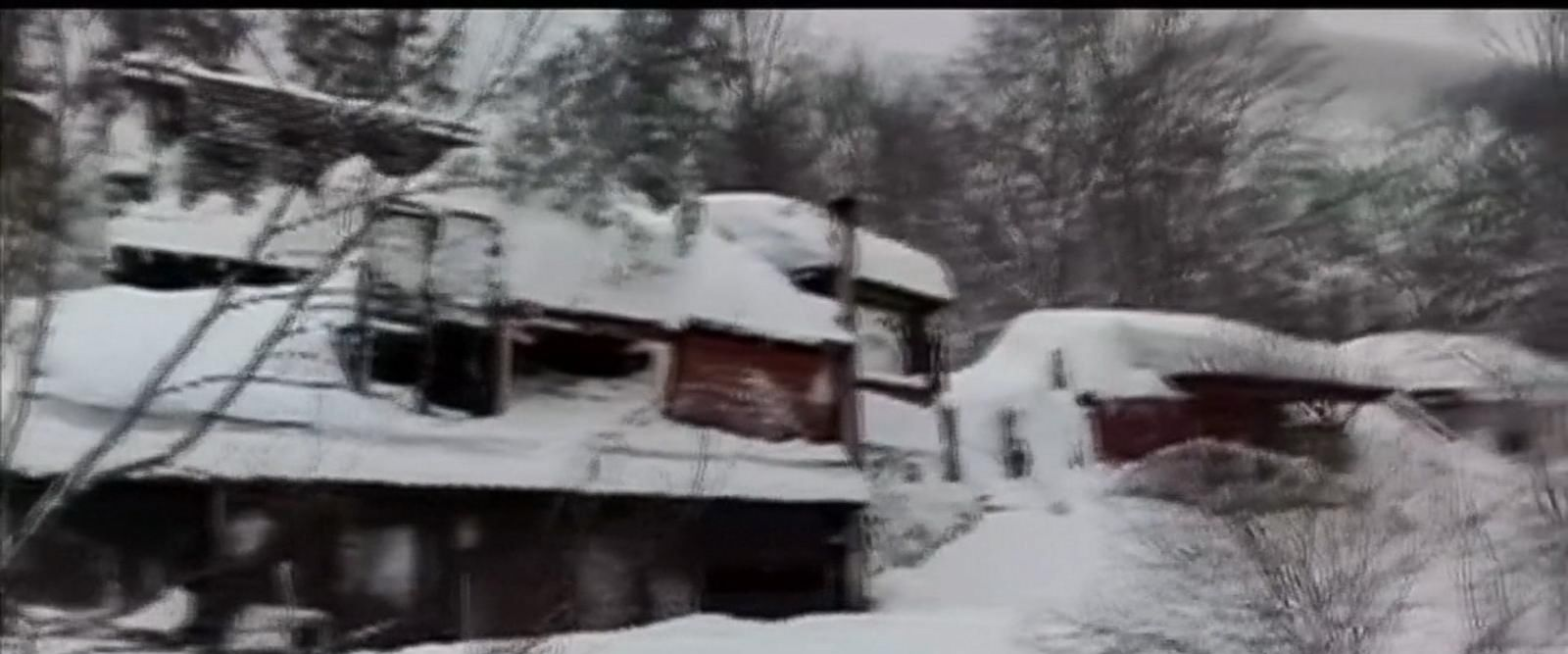 VIDEO: An Urgent Search for Survivors After an Avalanche Buries a Luxury Hotel in Italy