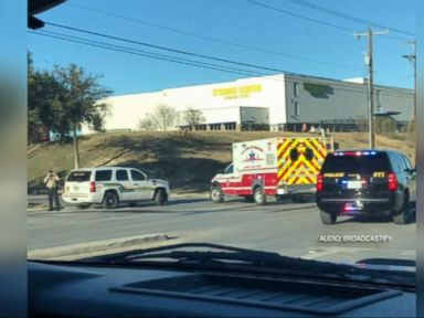 VIDEO: 1 Dead After Mall Shooting In Texas