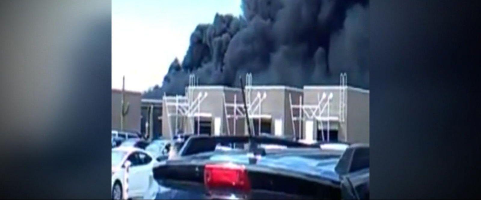 VIDEO: Index: Deadly Plane Crash at Airport in Tucson, Arizona