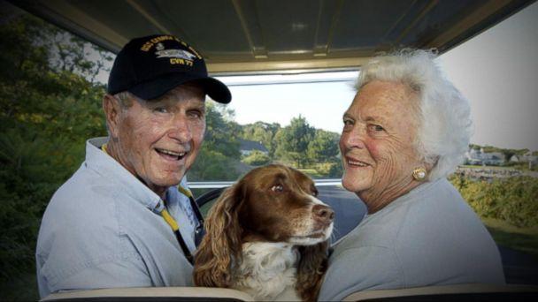 VIDEO: Former President George HW Bush Released From Hospital