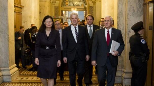 VIDEO: Senate Preparing for Battle Over SCOTUS Nominee