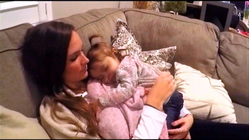 VIDEO: A Young Nanny Goes to Great Lengths to Help the Little Girl in Her Care