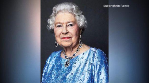 VIDEO: Index: Queen Elizabeth Marks Britain's First Sapphire Jubilee