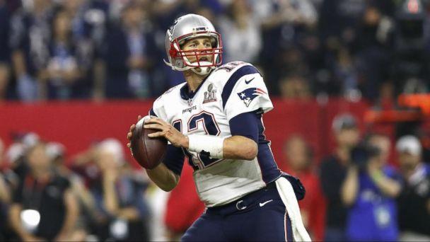 VIDEO: Tom Brady's Super Bowl LI Jersey Sacked