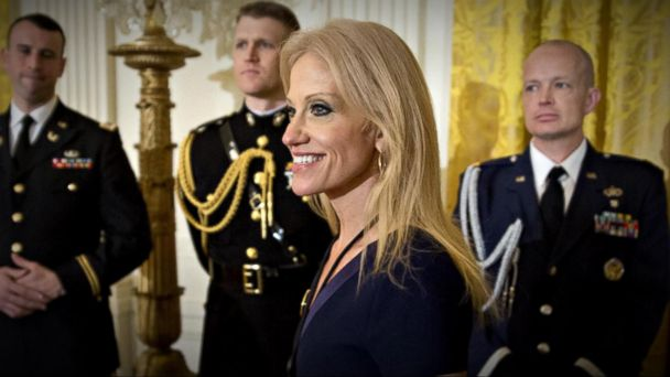 VIDEO: Kellyanne Conway Accused of Violating Ethics Rules by Urging Shoppers to 'Go Buy Ivanka's Stuff'