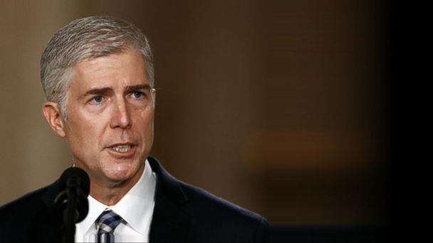 VIDEO: White House Pushes Back on Gorsuch's 'Disheartened' and 'Demoralized' Comment