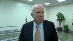VIDEO: Republican Sen. John McCain says the Trump administration is in significant disarray
