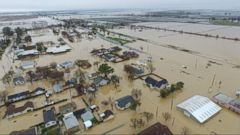 VIDEO: Death toll rises as fierce storm hits the West