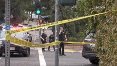VIDEO: Police officer dead, another wounded in LA County
