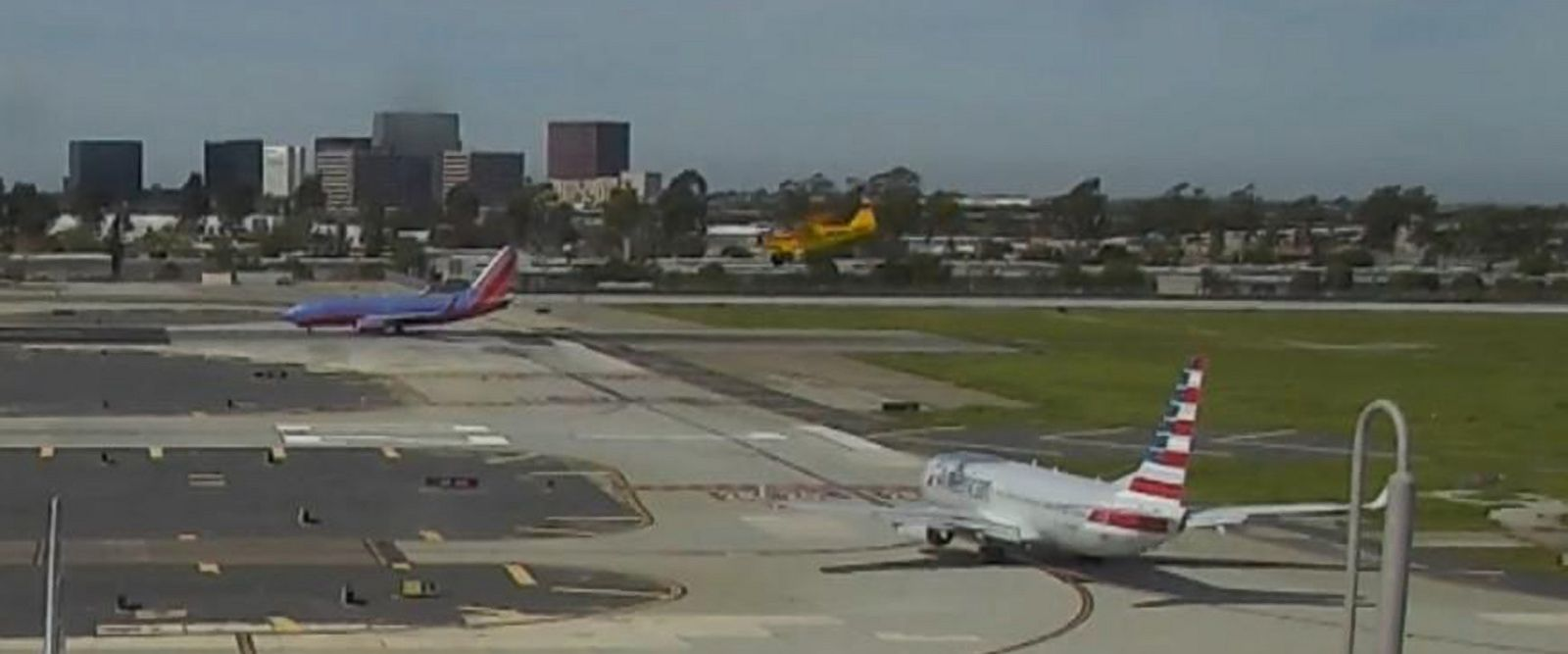 VIDEO: New video emerges of Harrison Ford's close call with a Boeing 737