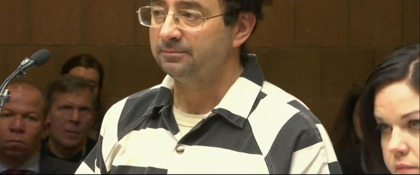 VIDEO: Index: Former doctor for Team USA now accused of molesting 9 young gymnasts