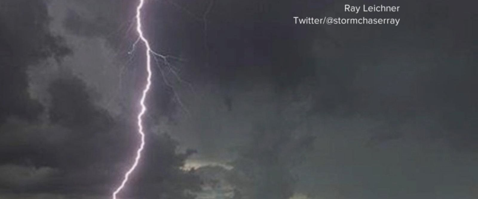 VIDEO: Severe weather threat moves east