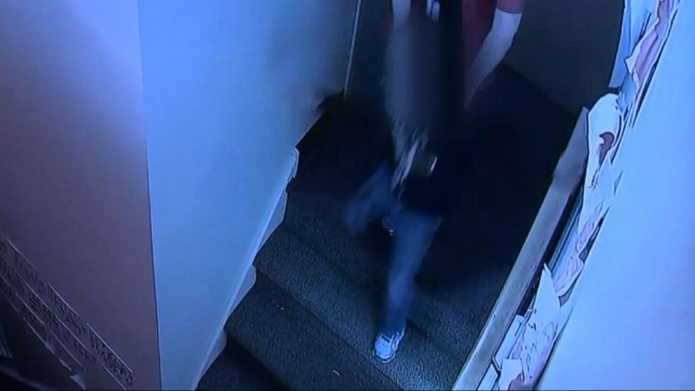 WATCH:  Video allegedly shows day care worker pushing 4-year-old down stairs