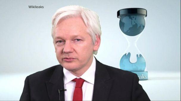 VIDEO: Assange brags about devastating CIA leak