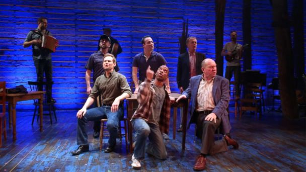 VIDEO: Canadian PM Justin Trudeau and Ivanka Trump attend 'Come From Away' Broadway musical