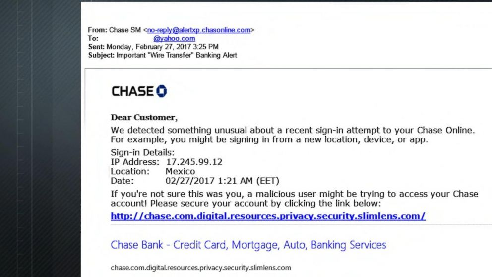 Us Bank International Wiring Instructions : New way scammers are trying to get your money video abc news