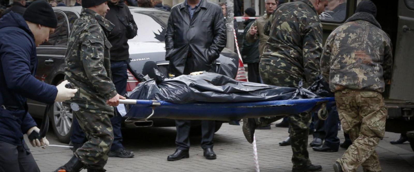 VIDEO: Putin critic who defected to Ukraine killed in Kiev