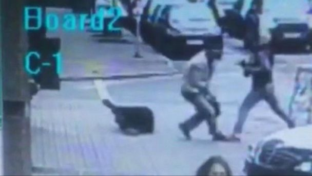 VIDEO: Newly released video appears to show assassination of Putin critic