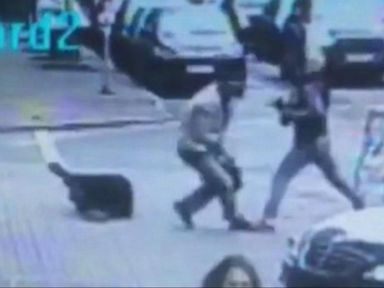 WATCH:  Newly released video appears to show assassination of Putin critic
