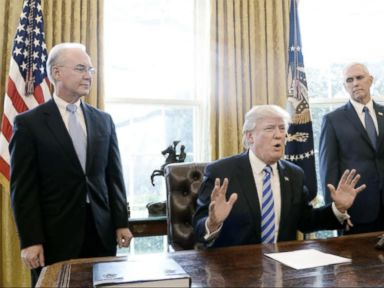 WATCH:  President and GOP plan next move after failing to get health care overhaul passed