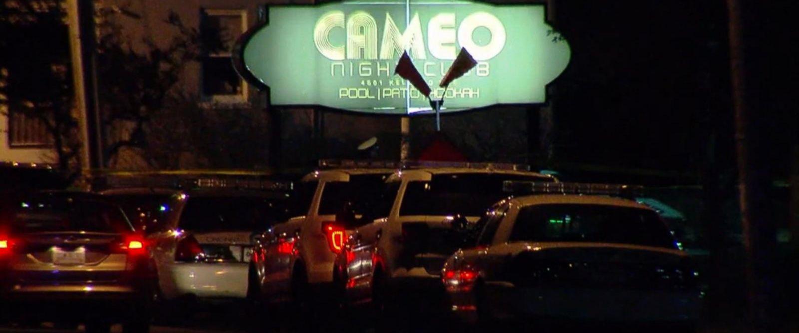 VIDEO: Cops hunt gunmen after deadly shooting in a Cincinnati nightclub