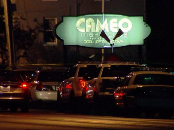 WATCH:  Cops hunt gunmen after deadly shooting in a Cincinnati nightclub