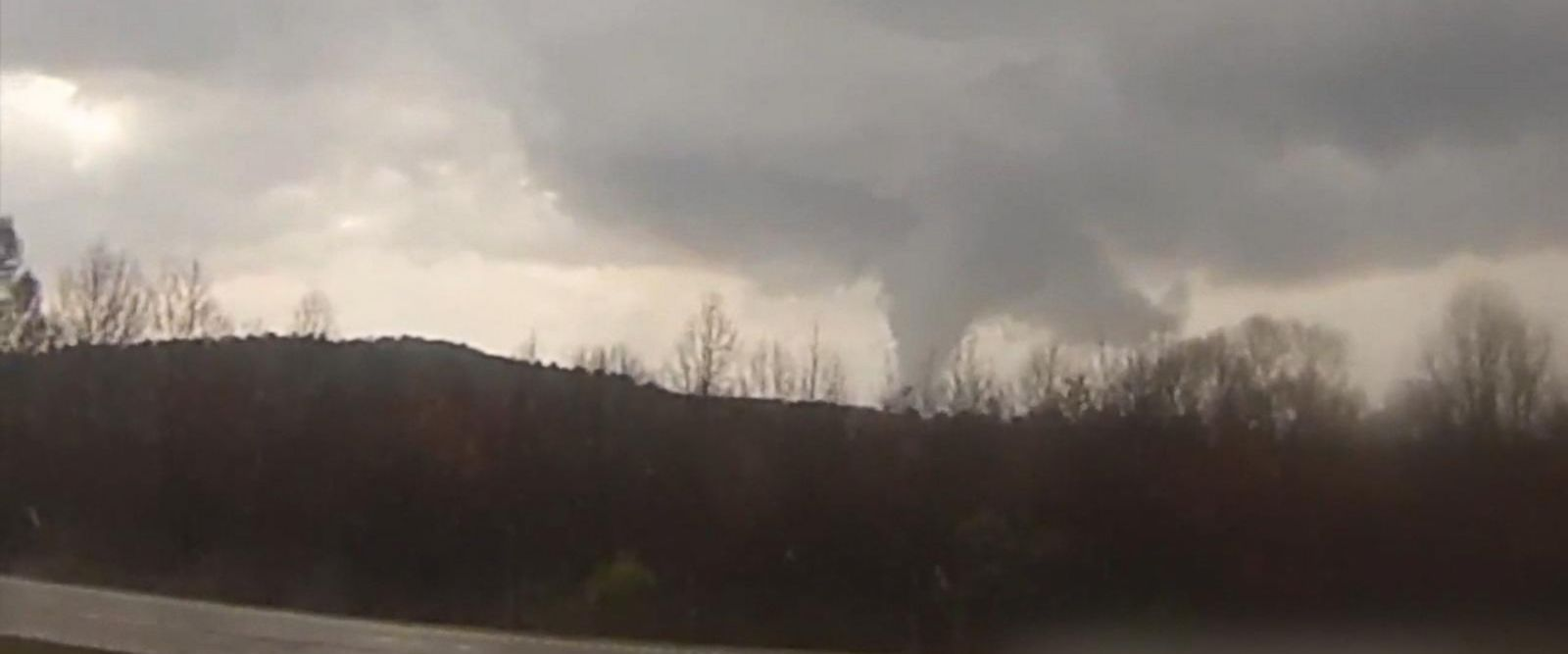 VIDEO: Severe weather continues to threaten the US