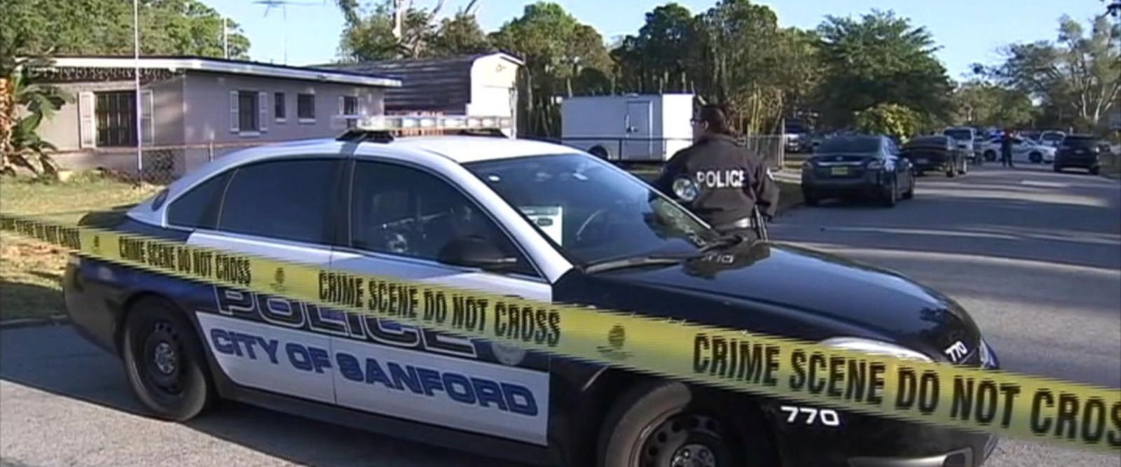 VIDEO: Deadly shooting rampage in Sanford, Florida