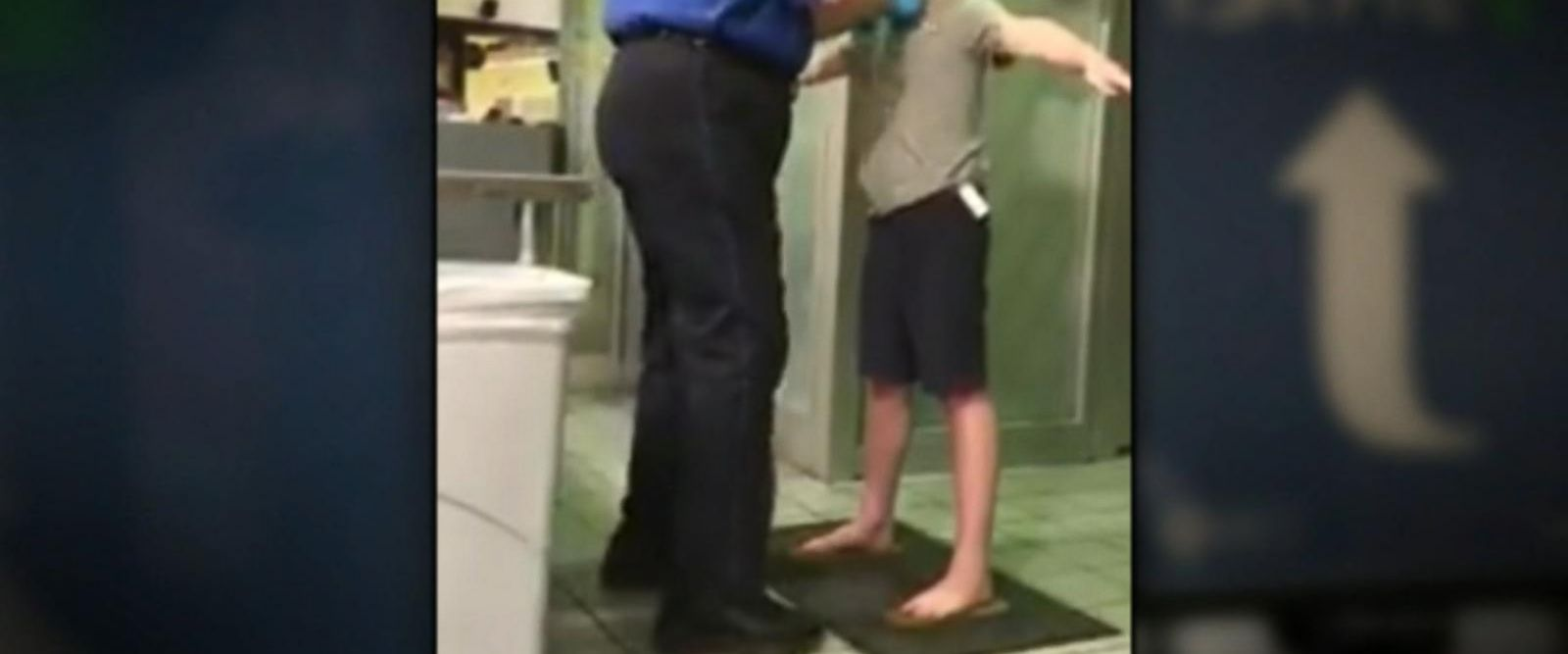VIDEO: Outraged mother shows TSA pat-down of son