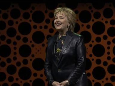 WATCH:  Hillary Clinton says the failure of the GOP health care bill is a victory for the American people