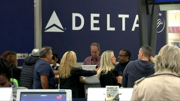 VIDEO: Ongoing problems plague Delta airlines; hundreds of flights cancelled