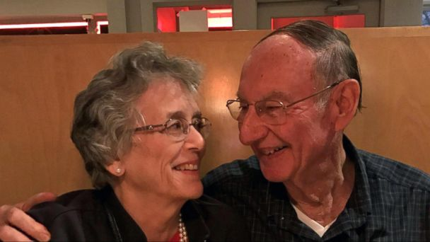VIDEO: High school sweethearts reunited after more than 60 years